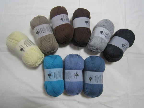 Schoppel Wolle Sockenwolle Admiral