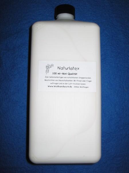Naturlatex 1000ml Flasche