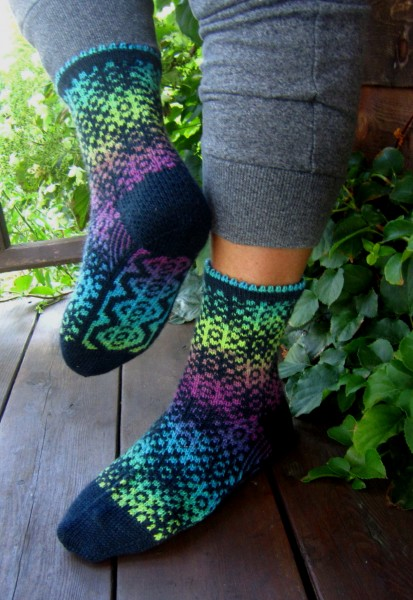Papaver Socks