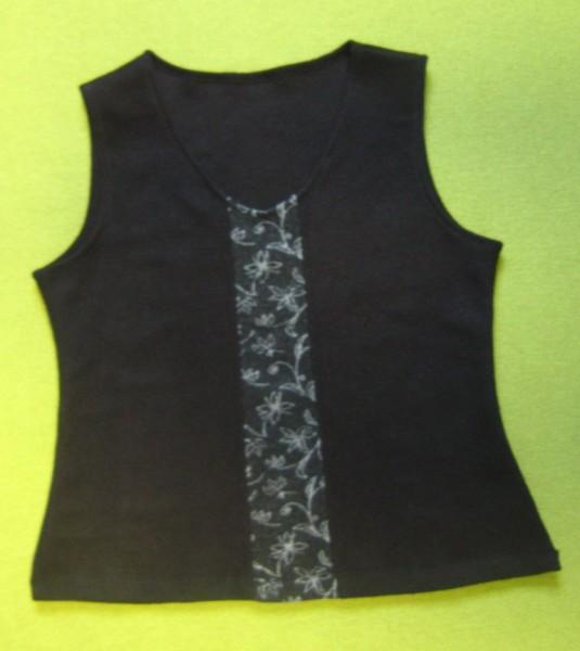 Merino-Overshirt Walktop