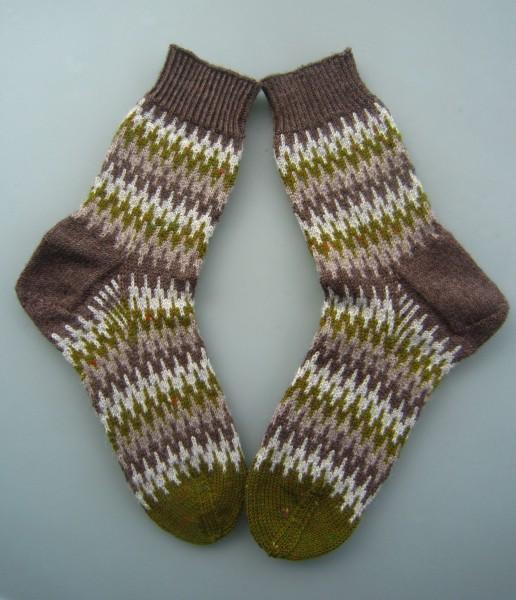 """Socken Wollsocken """" La Quebrada"""""""