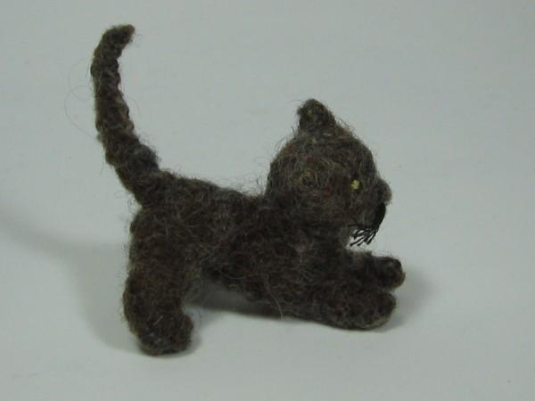 Bastelpackung Bauernhoftiere Katze
