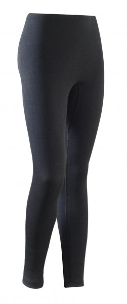Damen-Legging Wolle/Seide GOTS