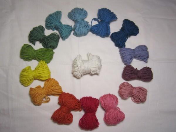 Atelier Zitron Kunststückchen 100% Royal Alpaka pflanzengefärbt