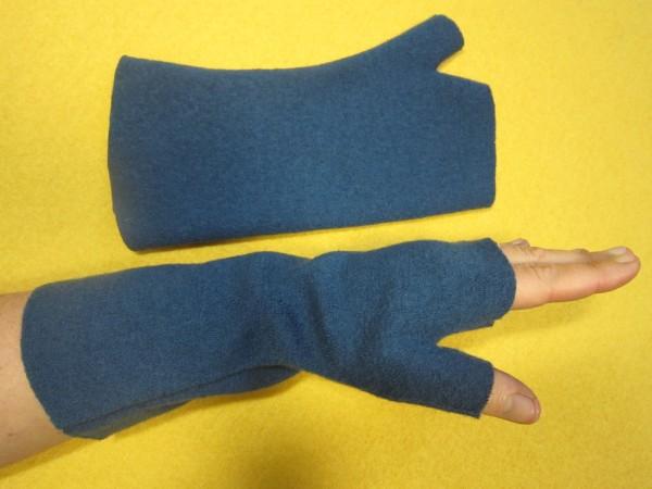 Merino - Handschuhstulpe