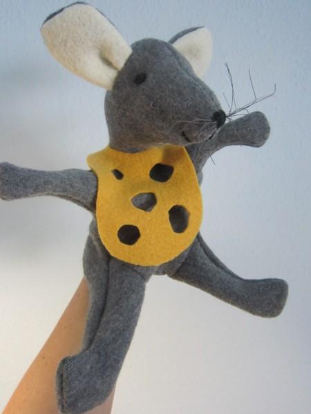 Handspieltier Maus