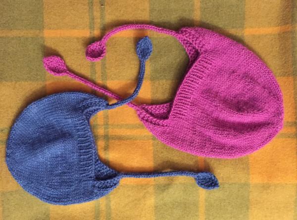 Baby-Mütze Strickmütze Royal-Alpaca